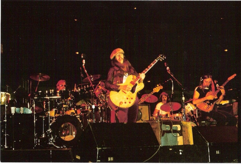 Doobie Brothers, 1977 Dortmund, Germany