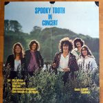 Spooky Tooth in Concert 1970
