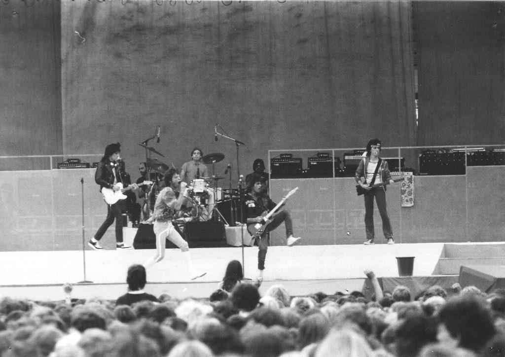 Rolling Stones Köln 1982