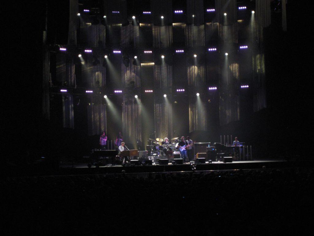 Eric Clapton & Steve Winwood 2010 in Hamburg!