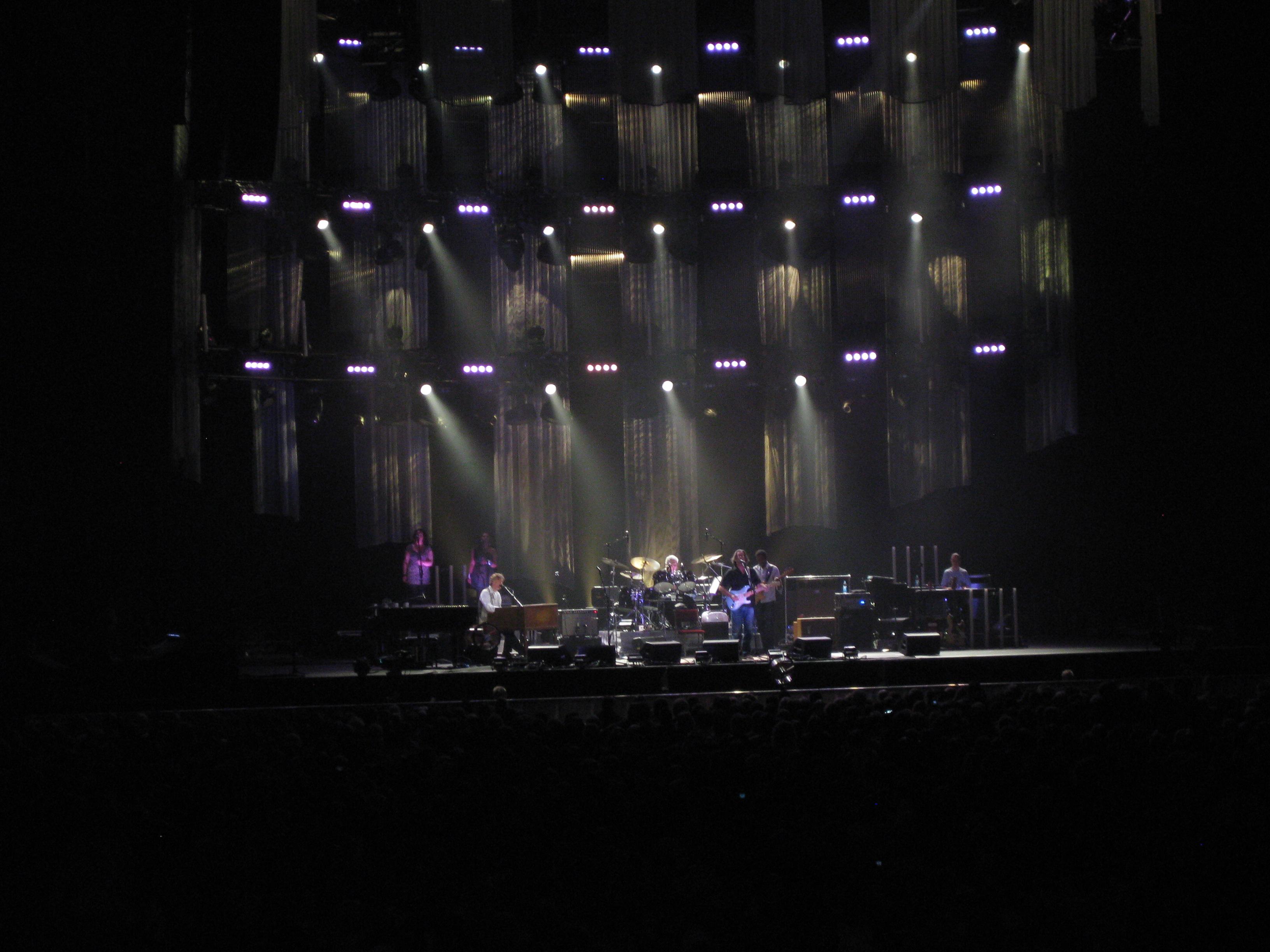 Eric Clapton Steve Winwood 2010 in Hamburg!