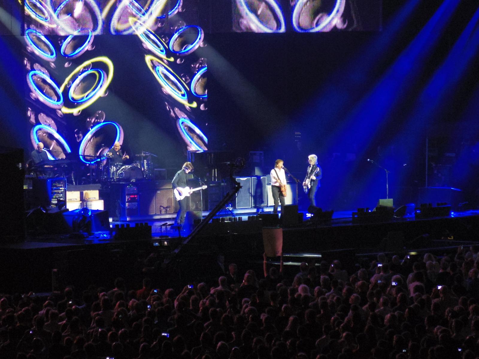 Paul McCartney, Düsseldorf, Mai 2016