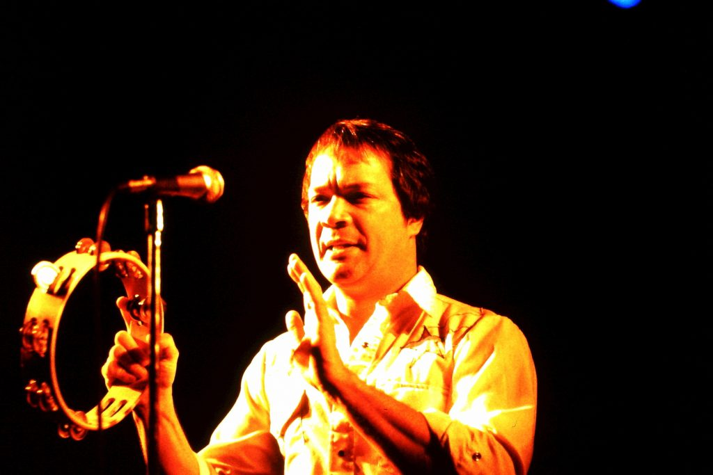 Mytch Ryder, 06.03.1982 Stadhalle Osnabrück