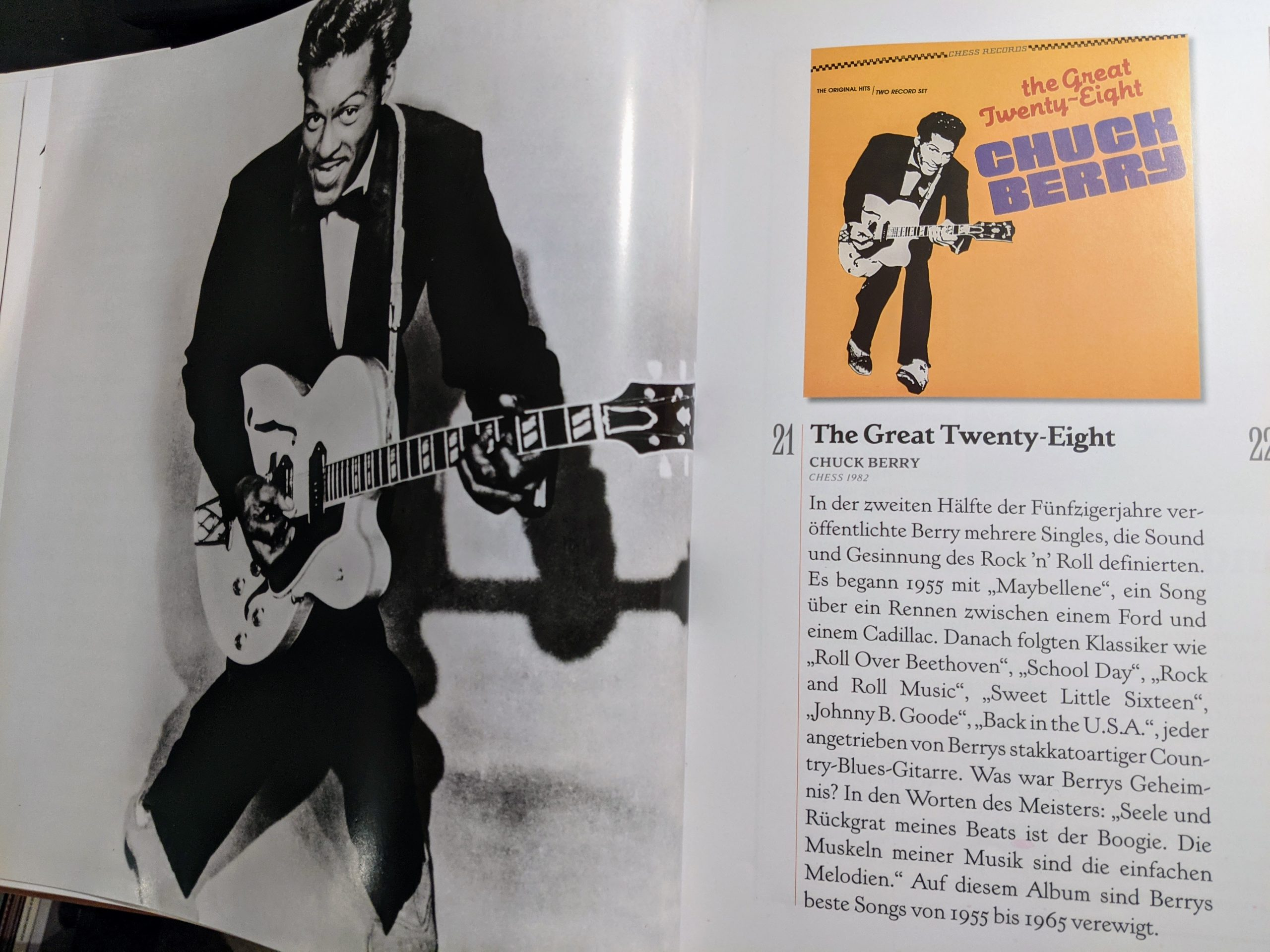 Chuck Berry, Rolling Stone